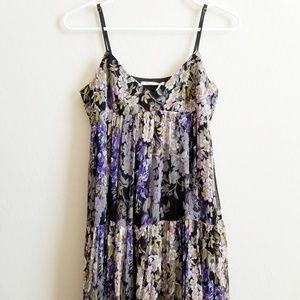 Anthropologie Floreat elegant Adelia Maxi Dress 2P